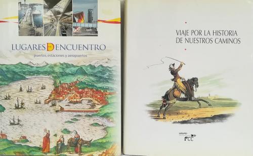 DOS LIBROS SOBRE ARTE Y ARQUITECTURA